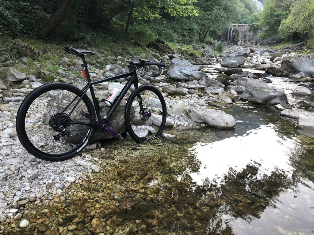 "Cannondale Slate Force CX1 ""La Randagia"""